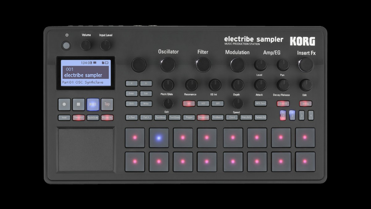 DJ effects & samplers