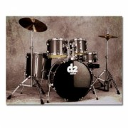 ddrum D 2 midnight black