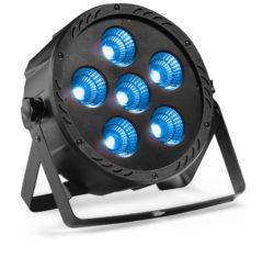 ECOPAR 630 spot met 6 x 30 watt RGB (4 in 1) LED